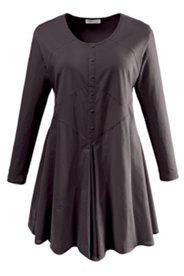Longshirt, weit ausgestellt