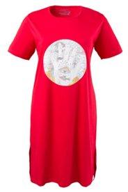 Bigshirt mit Hand-Motiv von PIERCE BROSNAN, Charity-Kampagne