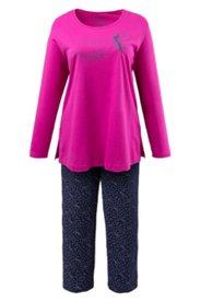 Pyjama, Motiv Fee, 100 % Baumwolle