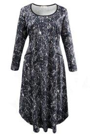 Jerseykleid aus 100% Bio-Baumwolle