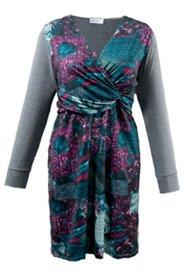 Kleid im Patch-Look mit Stretchkomfort