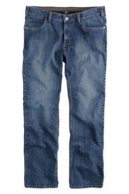 5-Pocket-Jeans, Regular Fit, blue stone, Stretch-Komfortbund