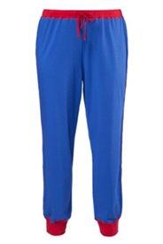 Pyjama-Hose mit Rundum-Gummibund