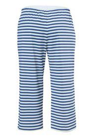 7/8-Pyjama-Hose mit Rundum-Gummibund