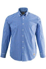 Karohemd, Modern Fit, Buttondown-Kragen