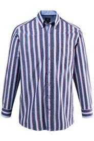 Hemd mit breiten Streifen, Comfort Fit