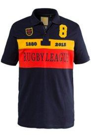 Rugbyshirt, Pikeejersey, Halbarm