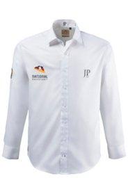 Hemd mit Logo deutsche Eishockey-Nationalmannschaft, Modern Fit