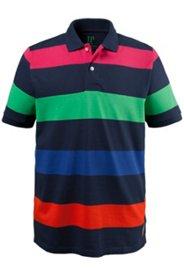 Poloshirt, Pikeejersey, Streifen