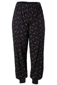 Pyjamahose mit Gräsermotiv