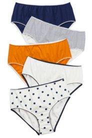 Unterhosen, 5er-Pack