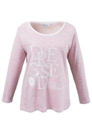 Sweatshirt mit gesticktem Schriftzug