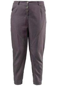 Hose aus Tencel® mit Teilungsnähten, konisches Bein