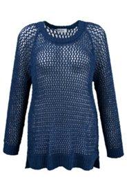 Netz-Pullover, luftig und leicht