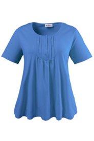 Shirt mit Biesen, A-Linie