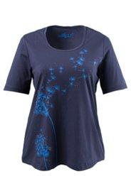 Shirt mit Pusteblumen-Motiv, A-Linie