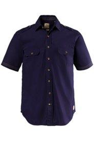 Halbarm-Hemd, Modern Fit