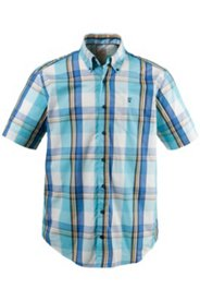 Karohemd, Buttondown-Kragen, Modern Fit
