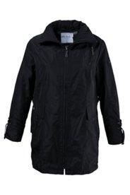 Jacke mit Schnürungsdetails, leichte Qualität