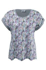 Shirt mit weiten Schultern, 100 % Baumwolle