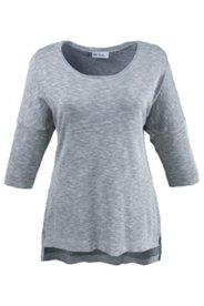 Pullover mit verlängertem Rücken, oversized