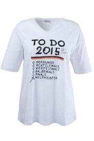 T-Shirt, Motiv Fußball-Weltmeisterin