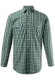 Hemd, Comfort Fit, Baumwolle, QuickDry-Ausstattung