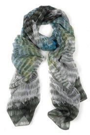 Schal aus luftigem Chiffon