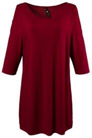 Kleid, Schultern mit Strass und Zier-Reißverschluss