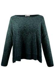 Shirt, Boxy-Form, aus Bio-Baumwoll-Feinstrick