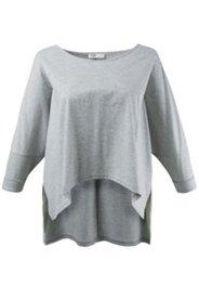 Oversized-Shirt aus Bio-Baumwoll-Jersey
