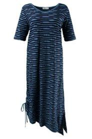 Kleid, Streifen, reine Bio-Baumwolle, Jersey, ärmellos