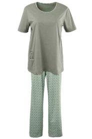 Pyjama, Motiv Froschkönig, 100 % Baumwolle