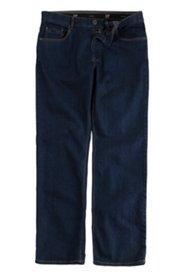 Thermojeans, Regular Fit, blue denim, Stretch-Komfortbund