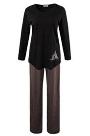 Pyjama Motiv Tannenbaum