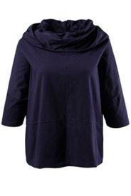Shirt, XL-Kapuze, Biobaumwolle