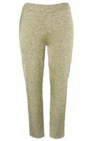Jerseyhose, Trendfarbe Gold, Stretchkomfort