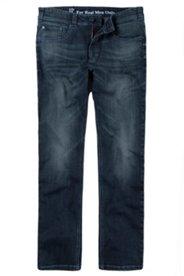 Jeans, 5-Pocket, Stretch-Komfort, Straight Fit
