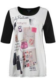 Shirt, Fashion-Motive, Elasthan