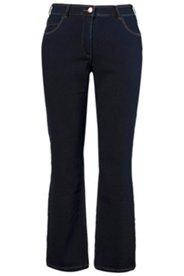 Jeans, Superstretch-Qualität, gerades Bein