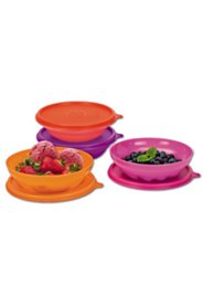 TUPPERWARE Tropicana-Set 4-teilig