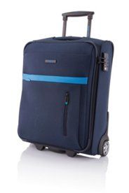 TRAVELITE Bordtrolley blau