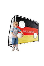 "HUDORA Fußballtor ""Match D"" mit Torwand"