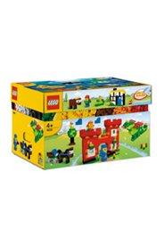 """LEGO Bau- und Spielkiste """"Bricks&More"""", 1.000-tlg."""