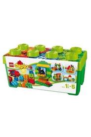 LEGO DUPLO® Große Steinebox, 65-tlg.