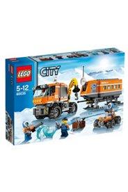 LEGO City Arktis-Truck, 374 Teile