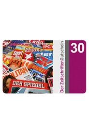 INTAN Zeitschriftengutschein im Wert von 30€