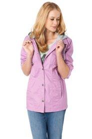 Jacke aus 100% Baumwolle