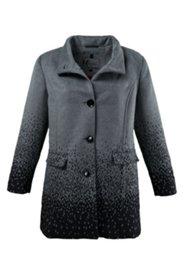 Wełniana kurtka