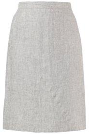 Lniana spódnica
